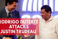 Duterte Feels 'Insulted' by Justin Trudeau's Question on Drug-Related Killings in Philippines