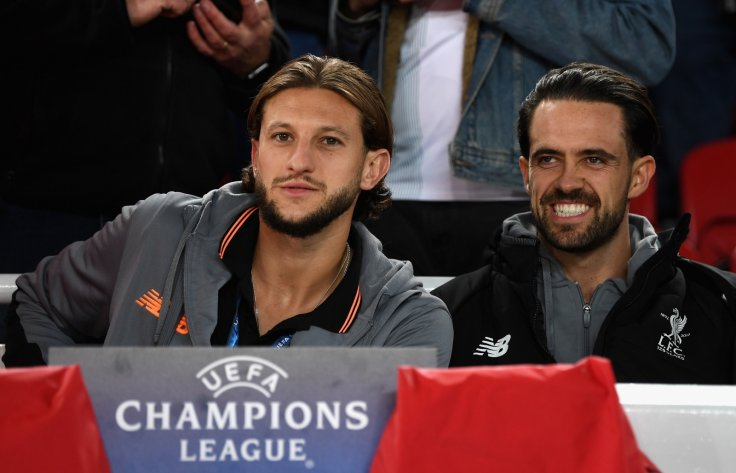 Adam Lallana and Danny Ings
