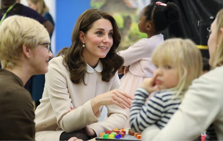 Kate Middleton took the train to open new hospice in Norfolk, privately visited families