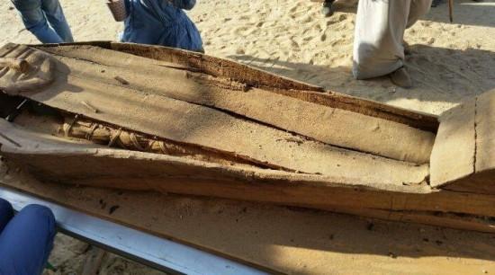 Ancient Egyptian mummy found