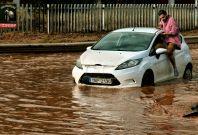 Greece floods