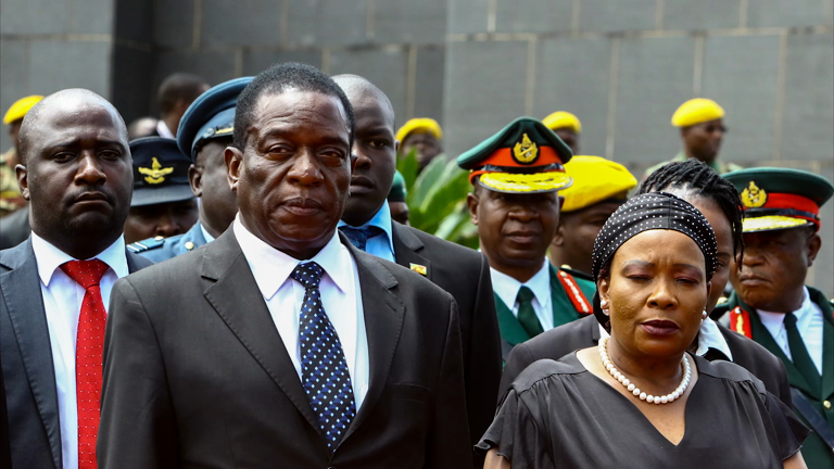 who-is-emmerson-mnangagwa