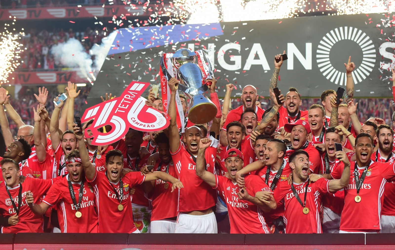 The Benfica blueprint: How the Portuguese giants keep ...