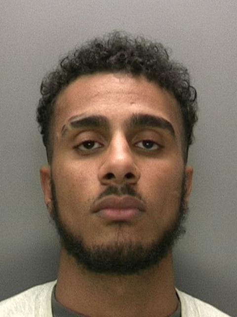 Fesal Aidarus guilty of rape