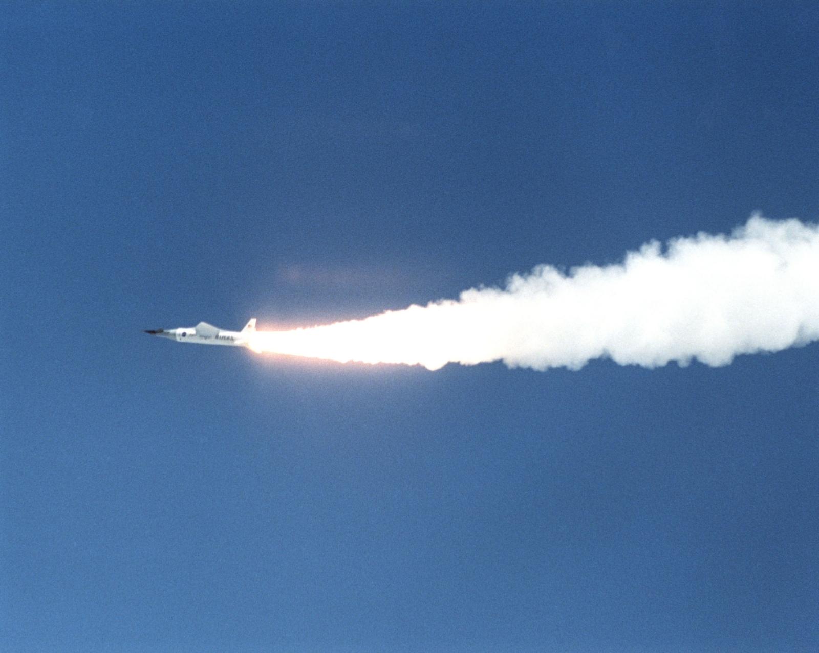 Hypersonic aircraft