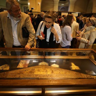 Tutankhamuns Unseen Treasures Egypt Cairo Museum