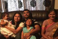 New Zealand family