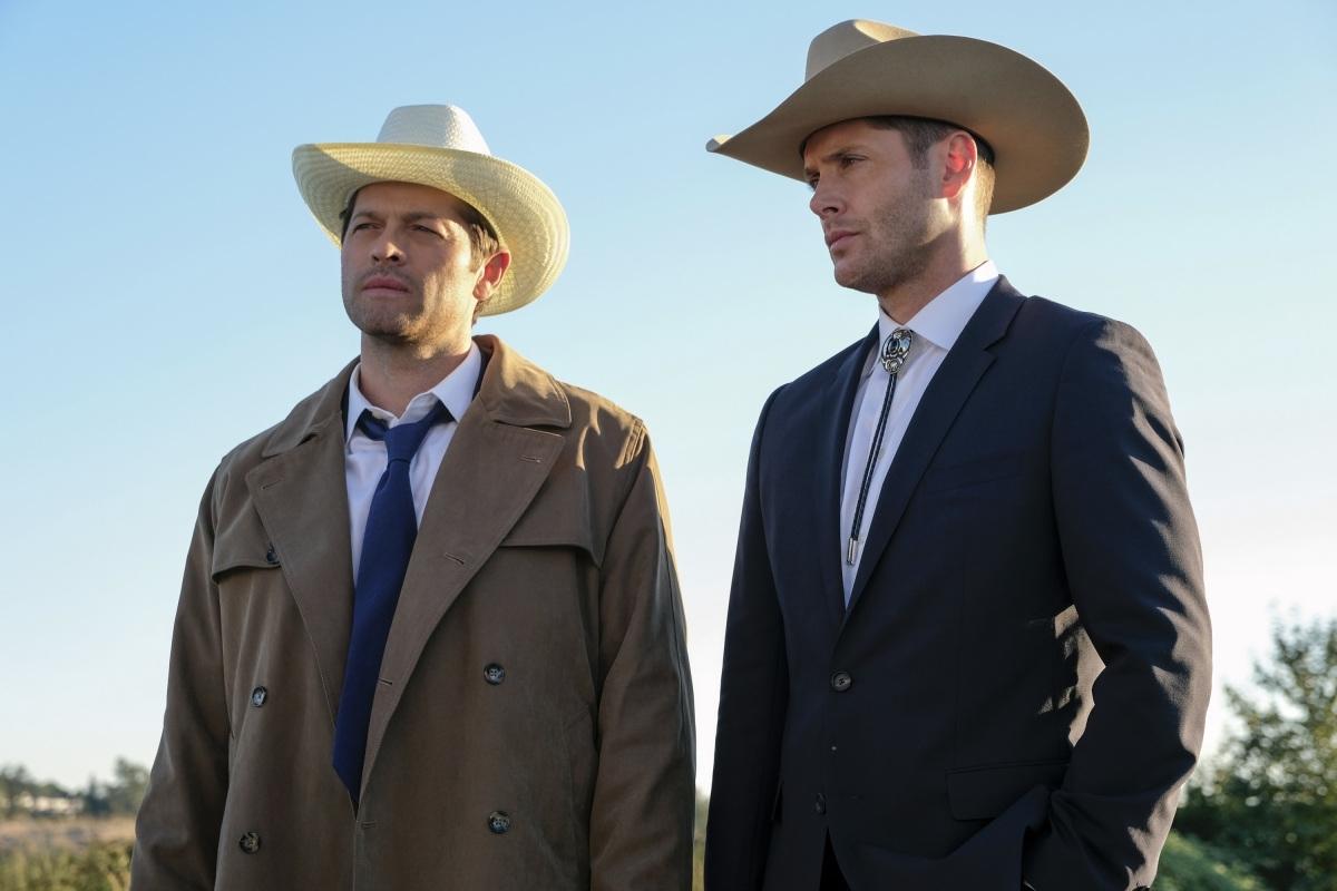 Supernatural season 13