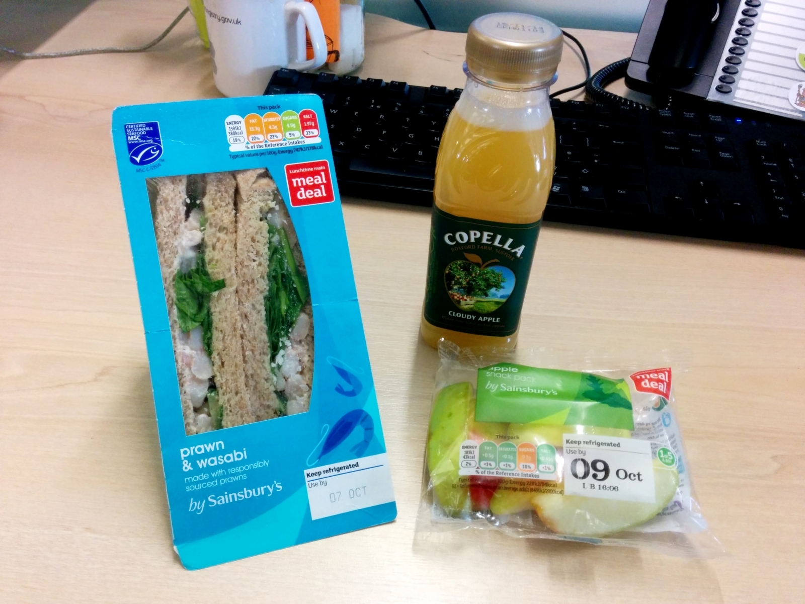 Sainsbury's Meal Deal
