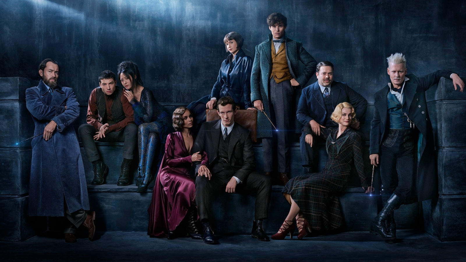 'Fantastic Beasts' Sequel Spoilers: Dumbledore To Finally Battle Grindelwald?
