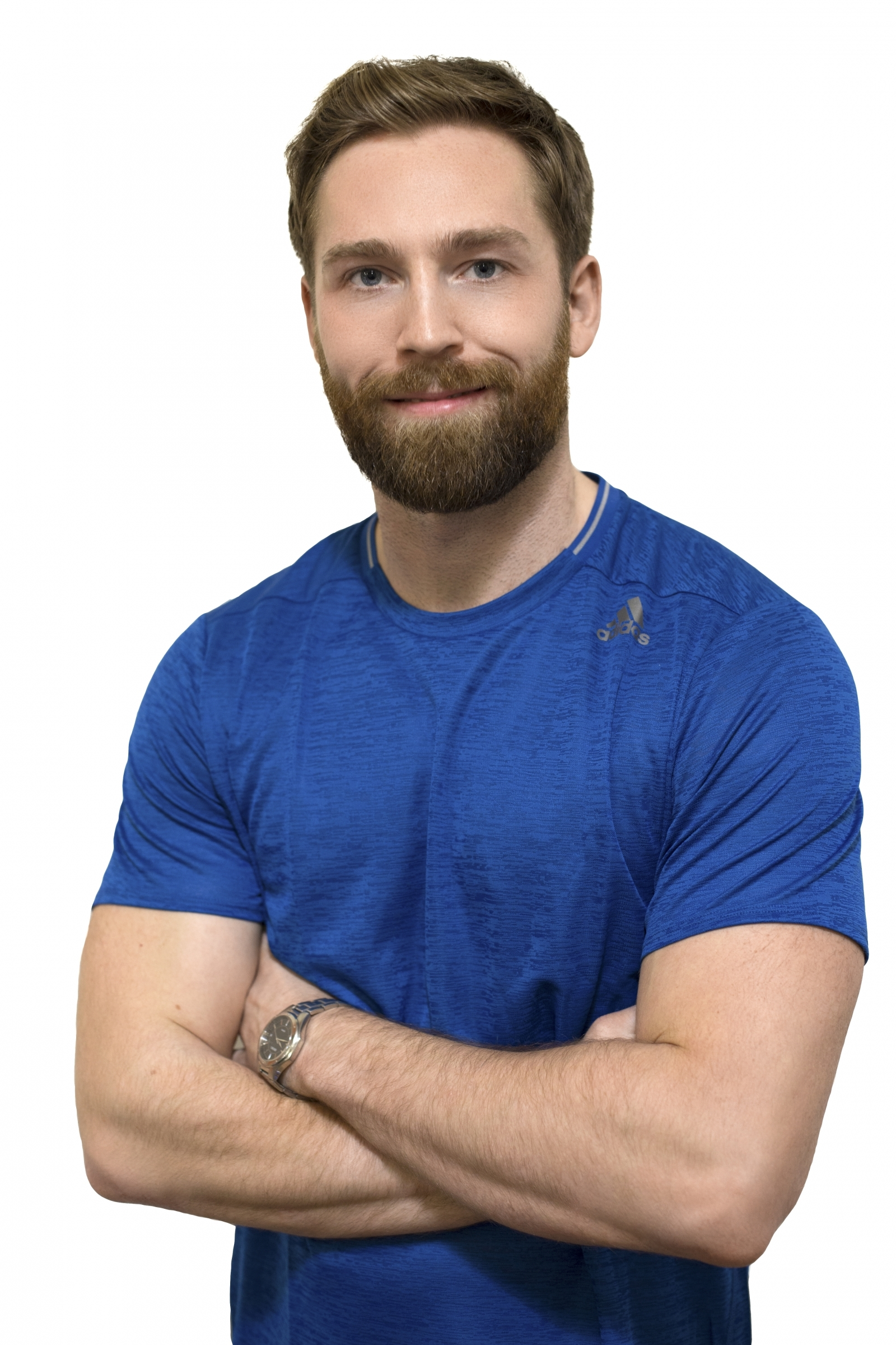 Personal trainer Keith McNiven