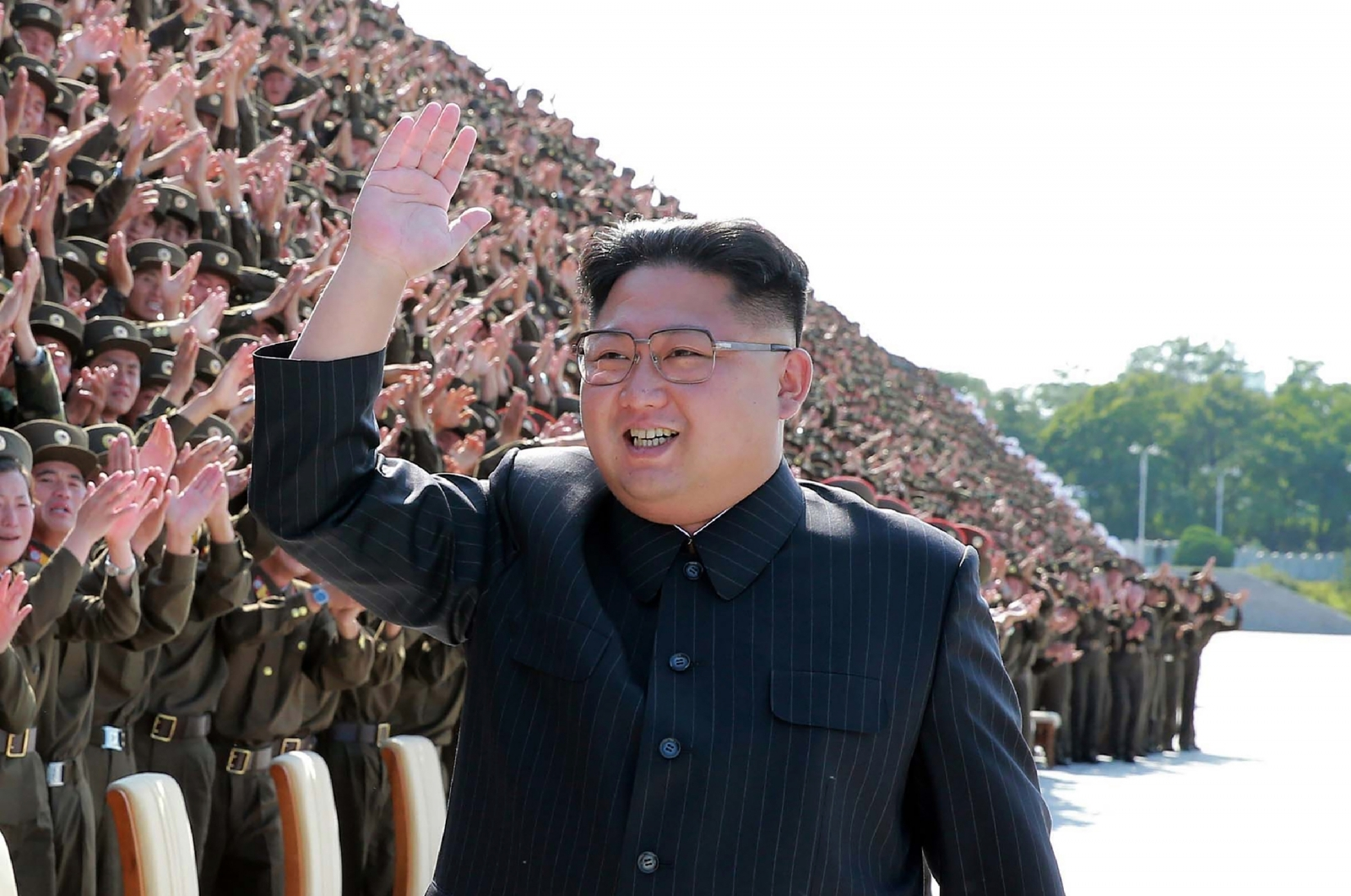 North Korea races to build NUKE SUB that will strike US