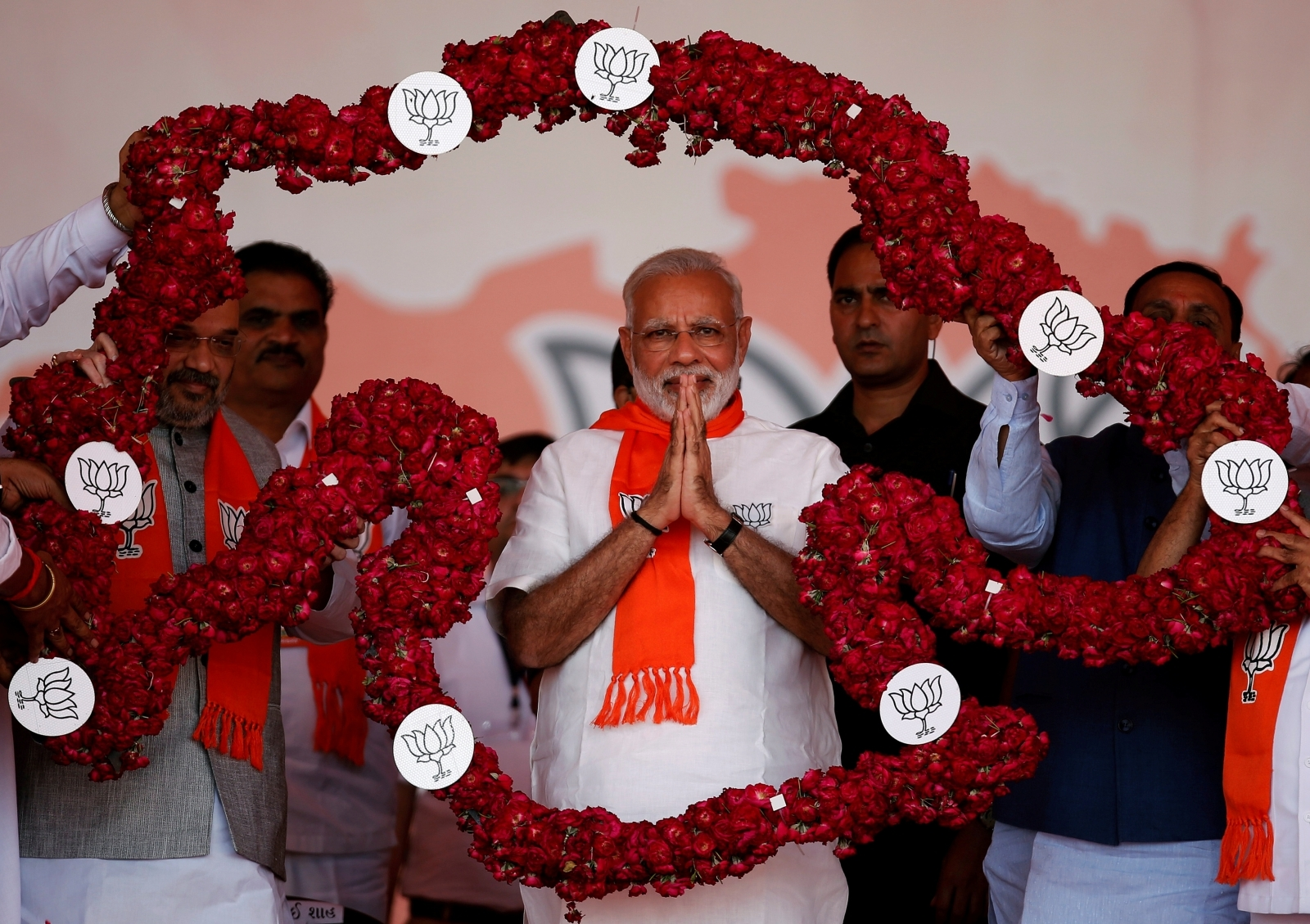 India Elections 2019: Narendra Modi Secures Second Term With Landslide Win
