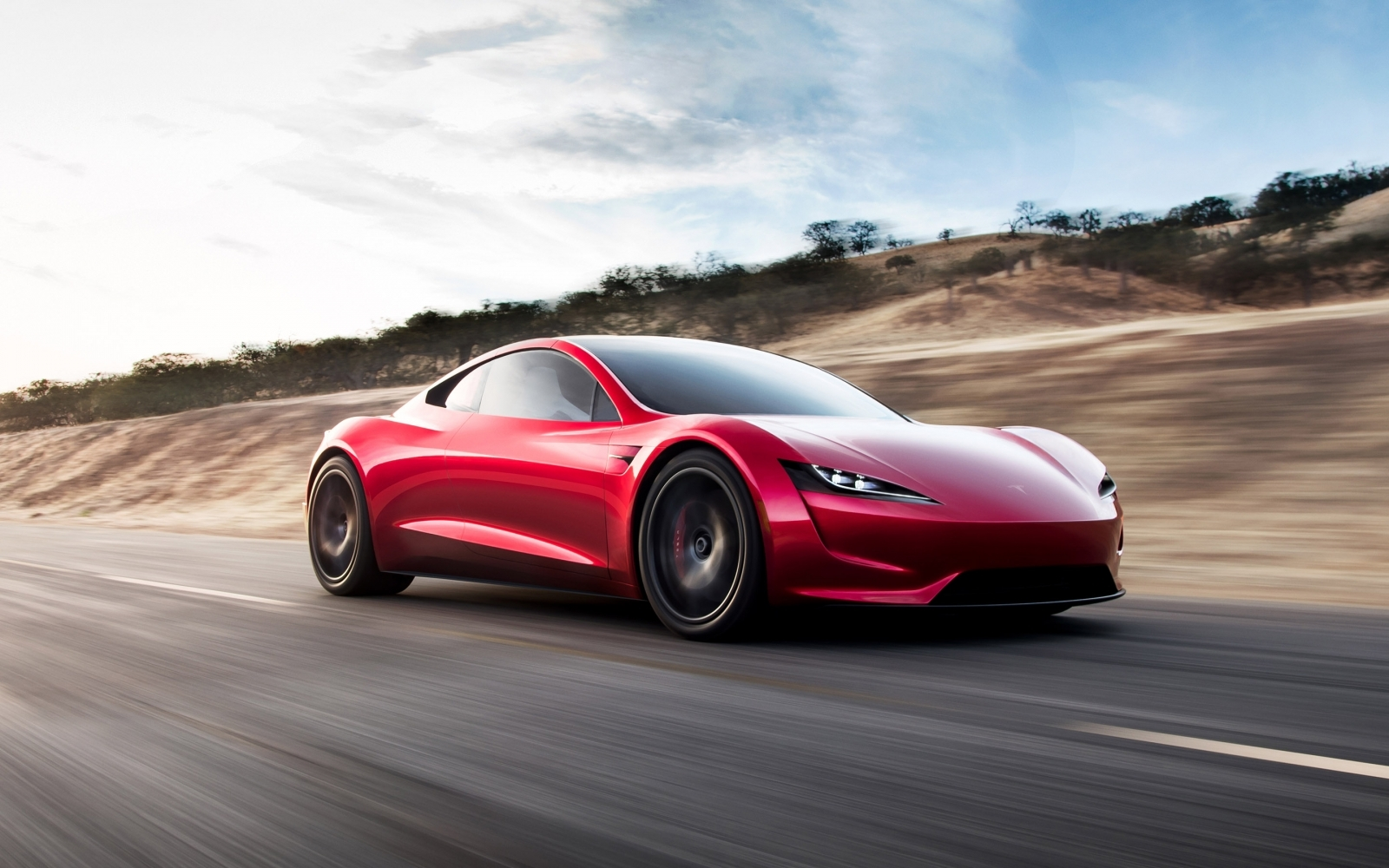 elon musk teases 39 special option 39 of ultra fast tesla roadster. Black Bedroom Furniture Sets. Home Design Ideas