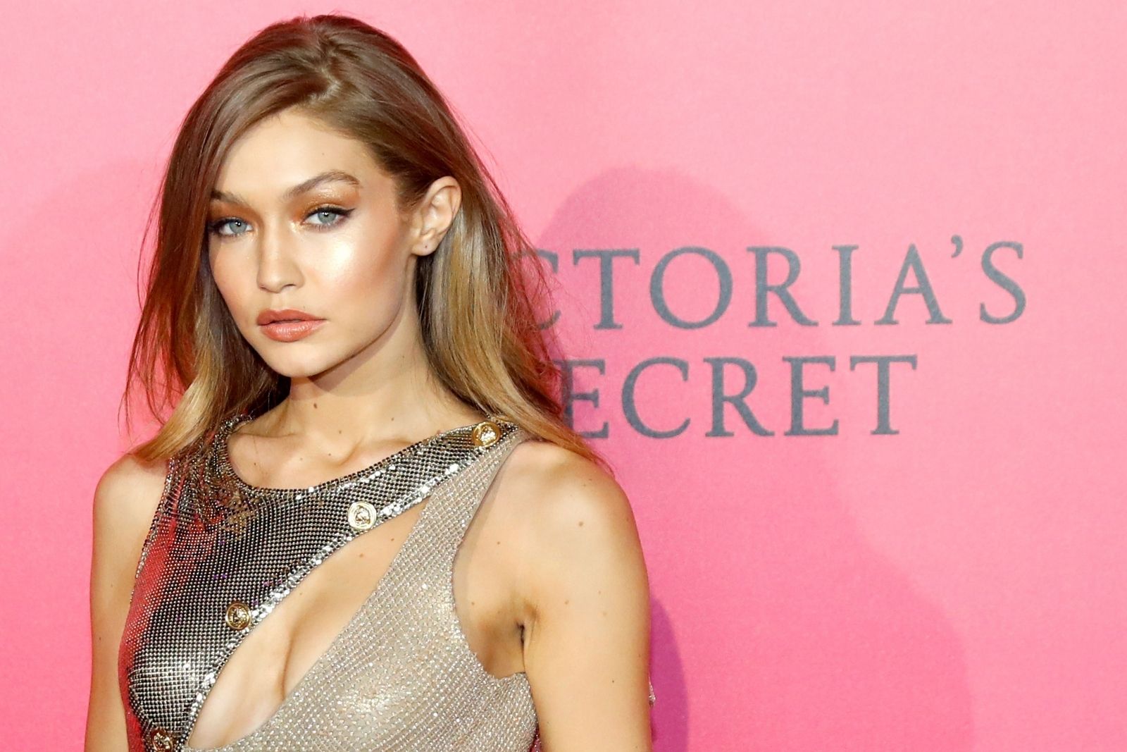 Gigi Hadid Shows Off Armpit Hair in Love Magazine's Advent Calendar