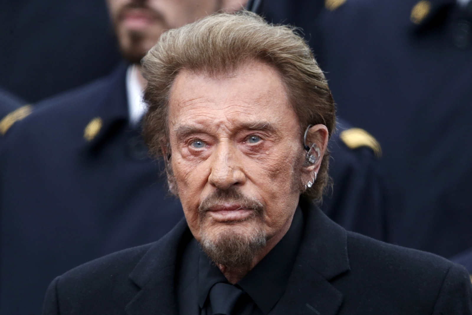President: French rock icon Johnny Hallyday dies at 74