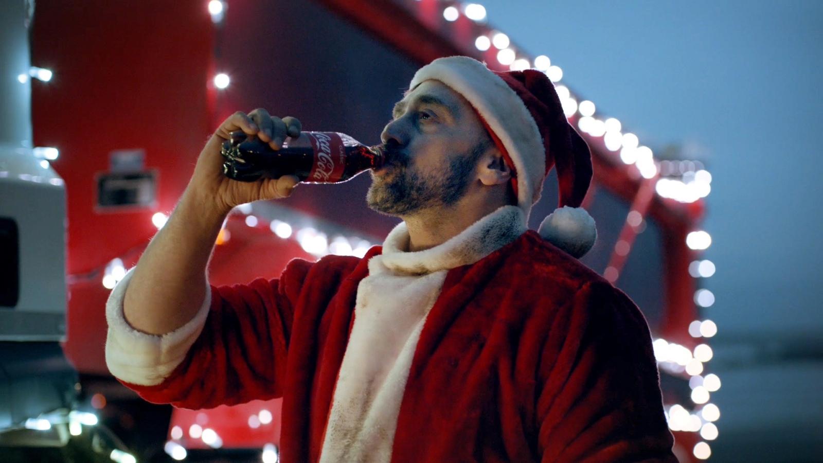 Greenpeace anti-Coke ad