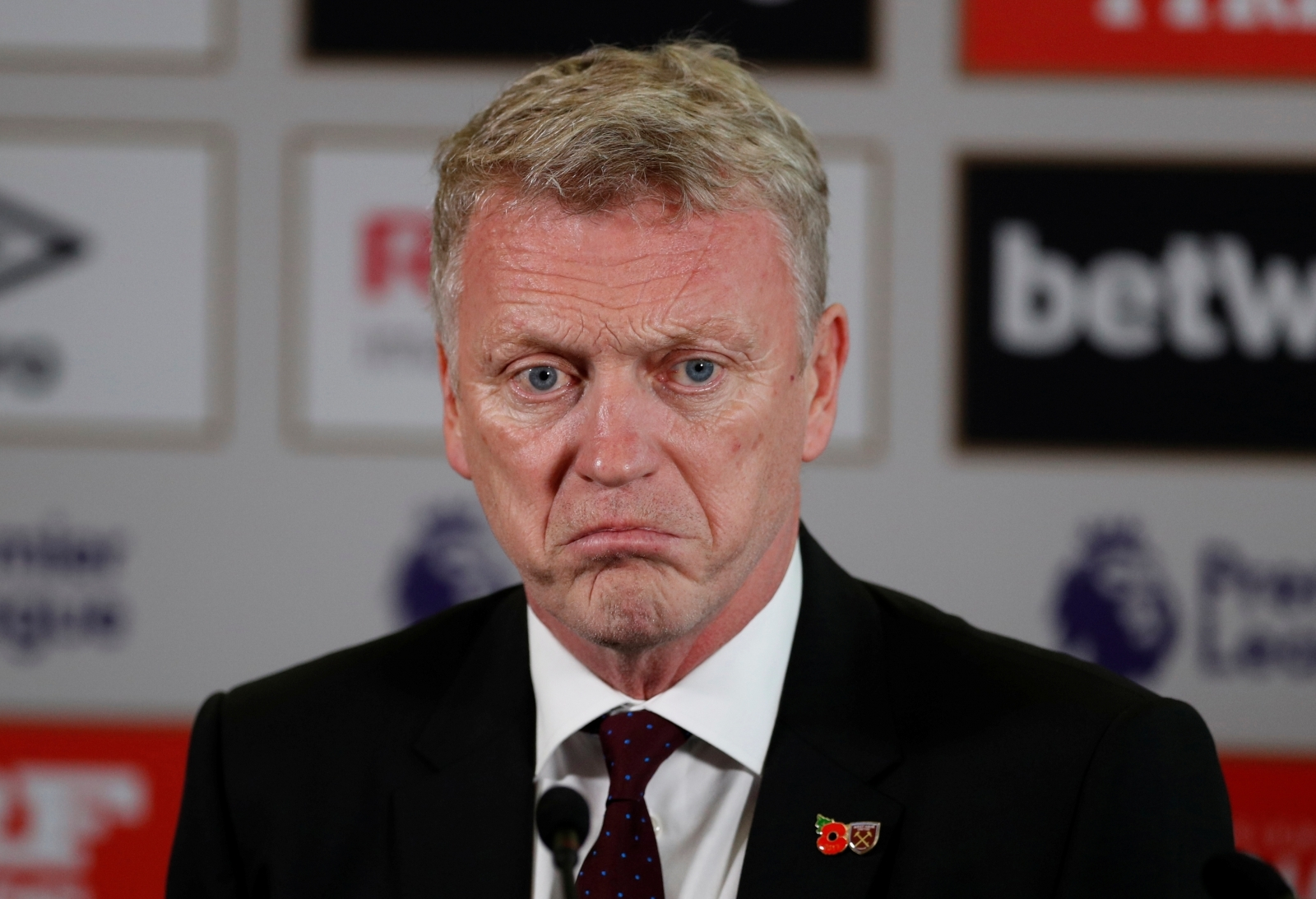 David Moyes: 'My focus is on the future'