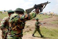 Kenya Raila Odinga