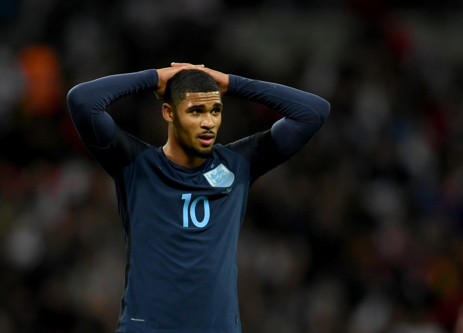 Roy Hodgson positive 'composed' Ruben Loftus-Cheek will stay focused for Palace
