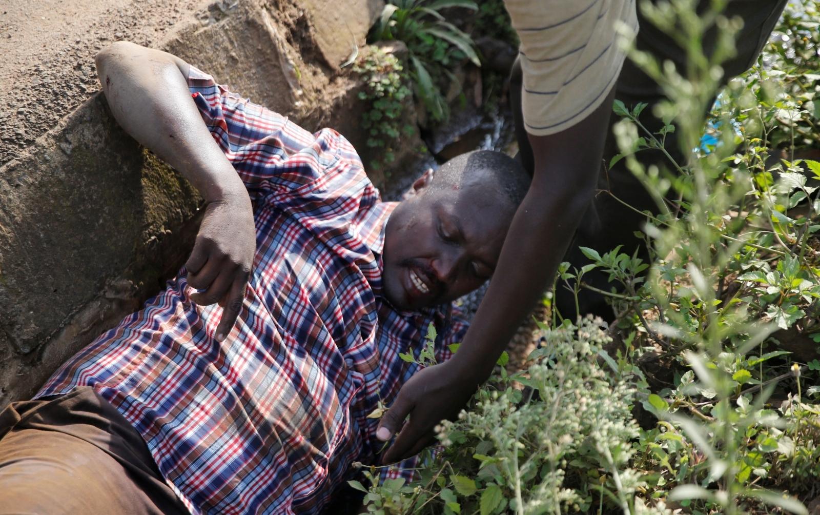 raila odinga Kenya