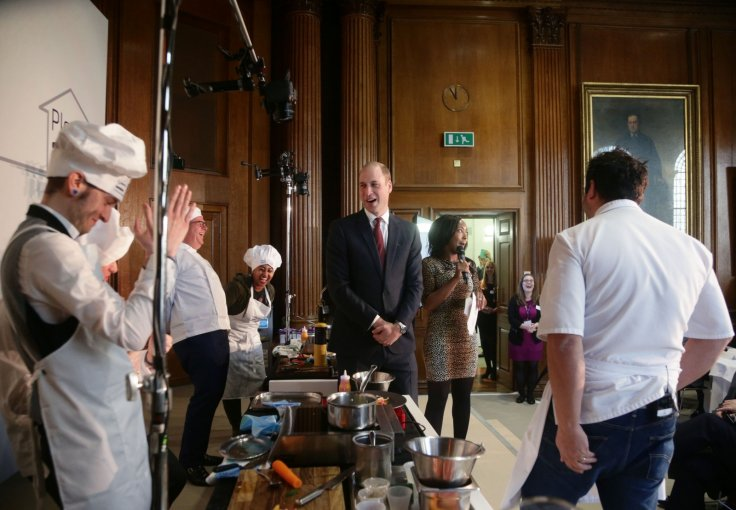 why kate middleton can't enjoy prince william's signature dish