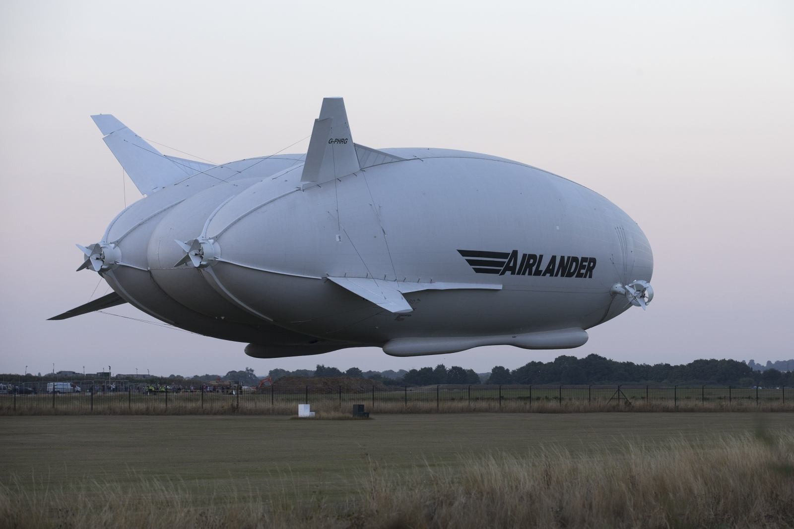 World's largest aircraft crashes in Bedfordshire, injuring member of staff