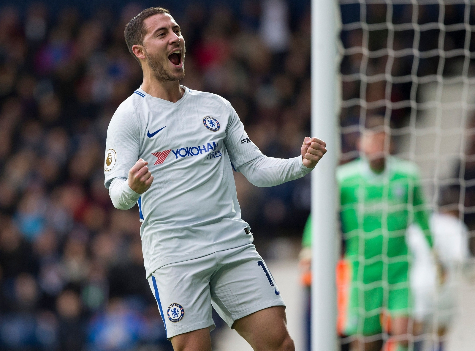 Chelsea ace Hazard: Injury definitely worked in my favour
