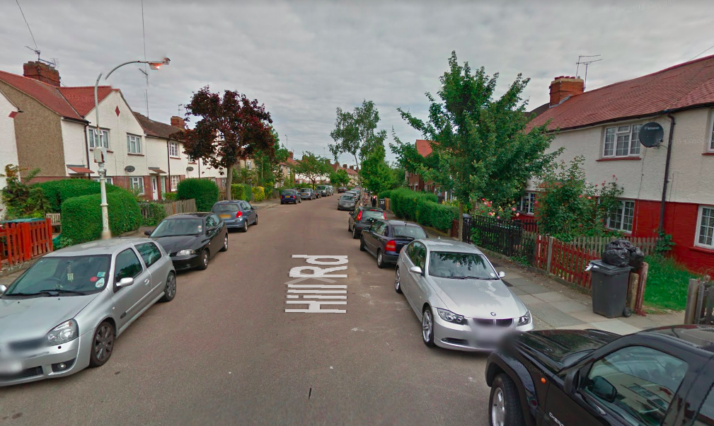 Hill Rd, Muswell Hill