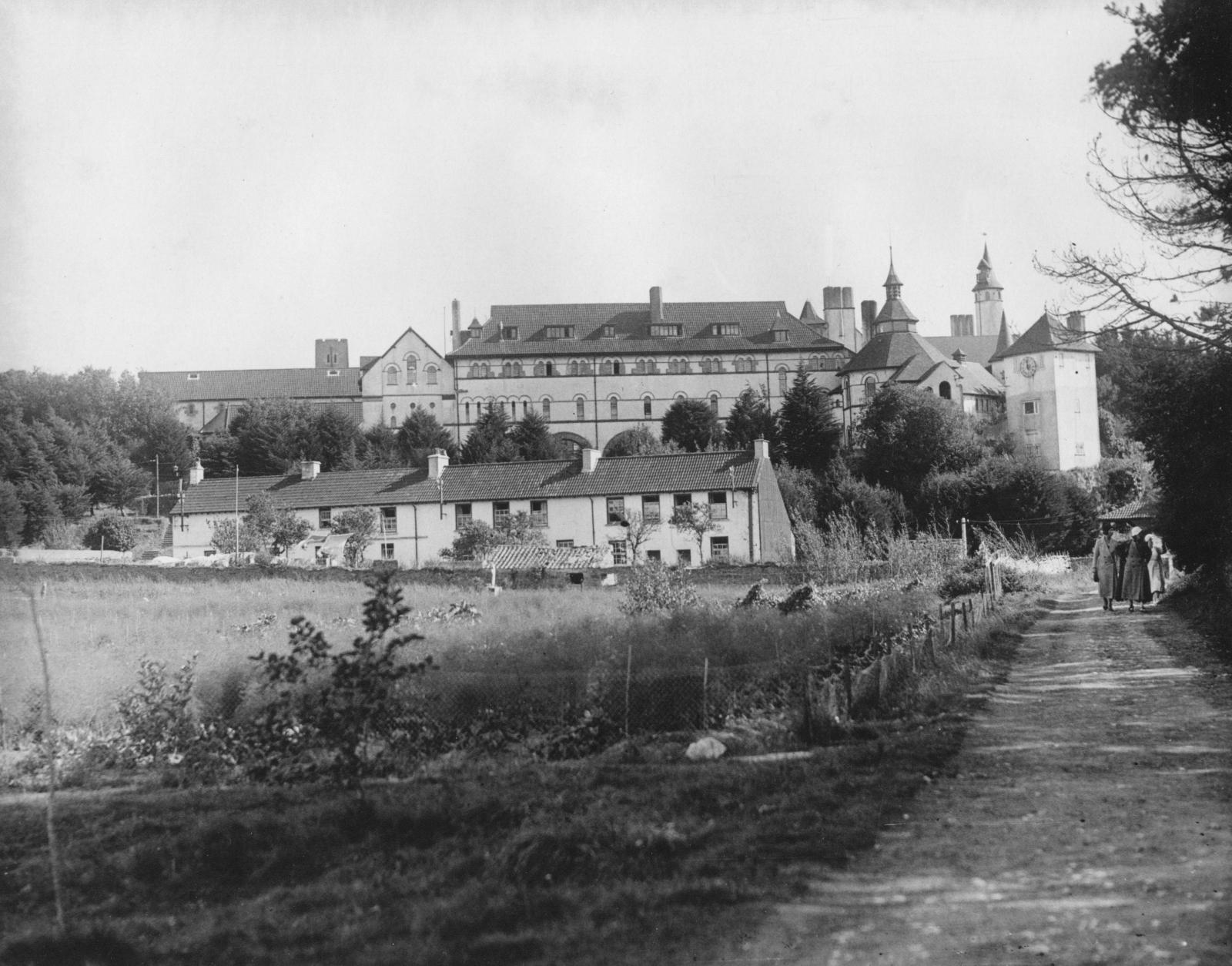 Caldey island monastery