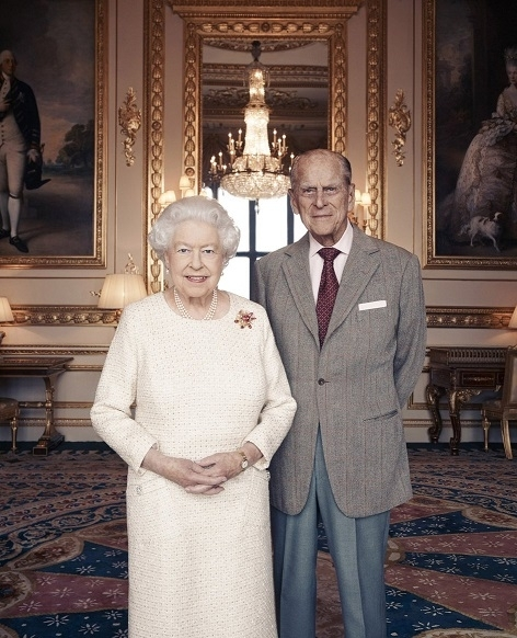 Queen and Prince Philip 70th Wedding Anniversary