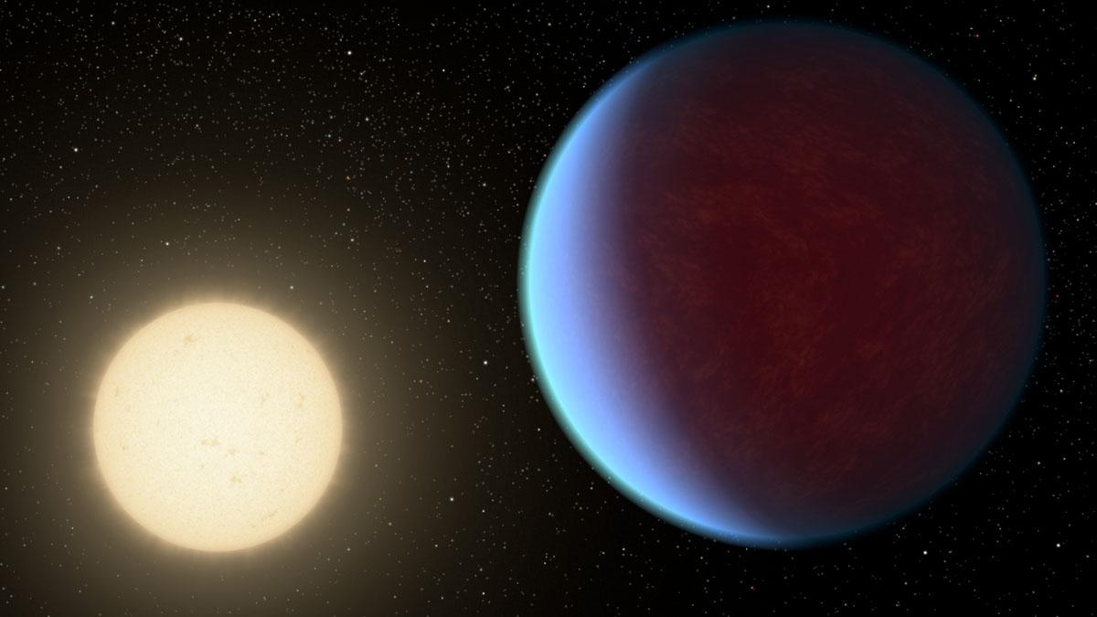 Exoplanet 55 Cancri e