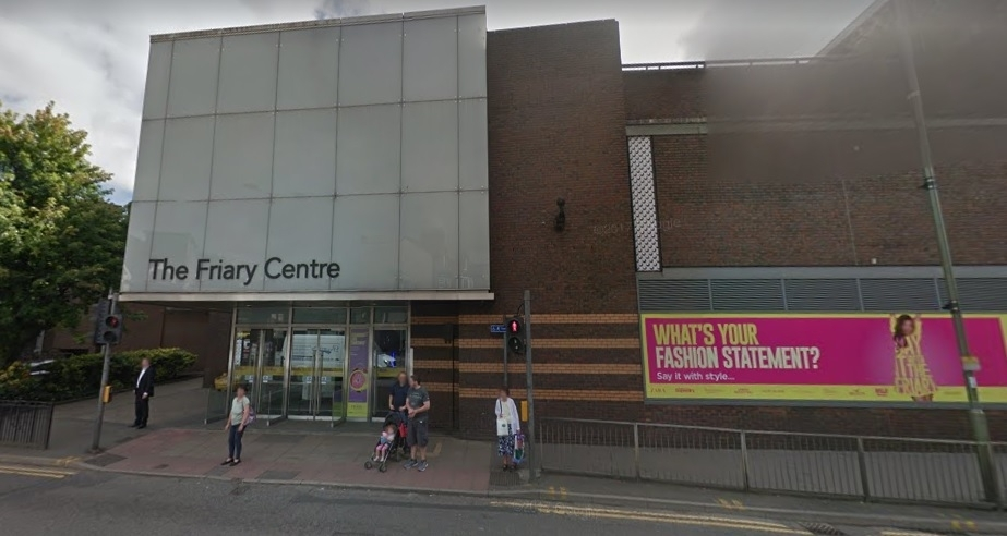 Friary Shopping Centre Guildford