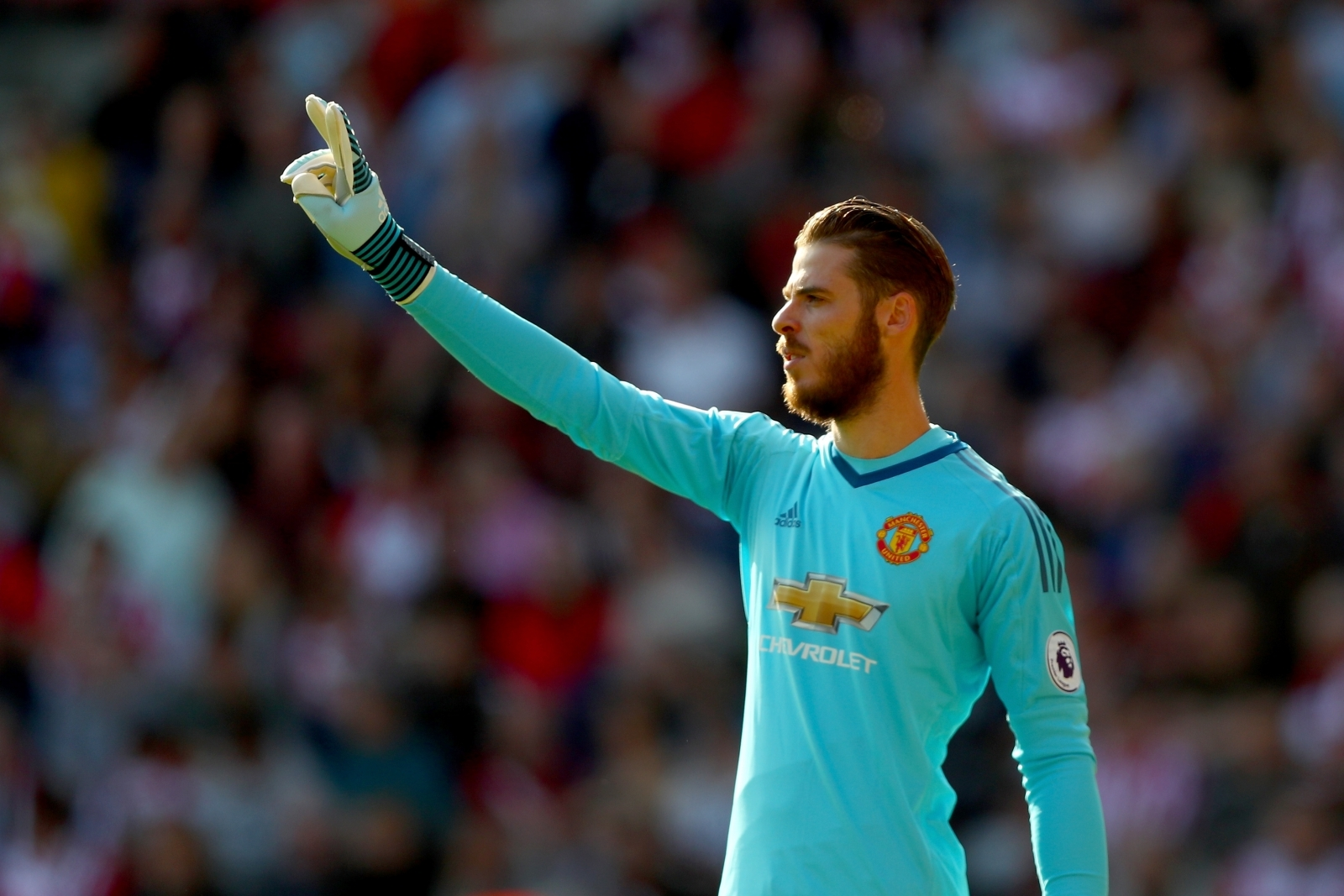 Real Madrid 'lining up £62m David de Gea bid'