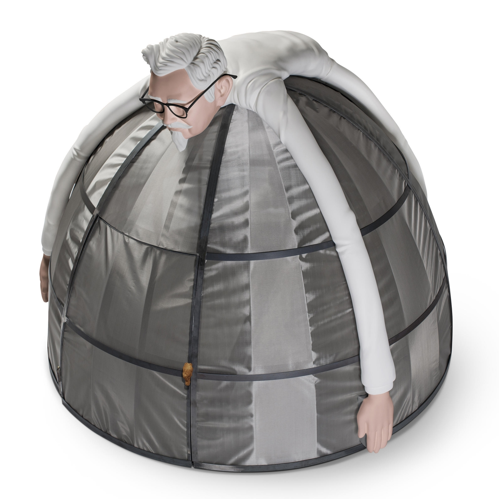 KFC selling 'Internet Escape Pod' for $10000