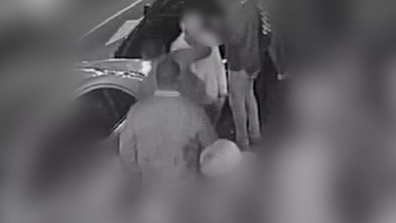 CCTV shows vicious unprovoked attack in London