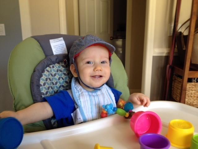 Baby language learning