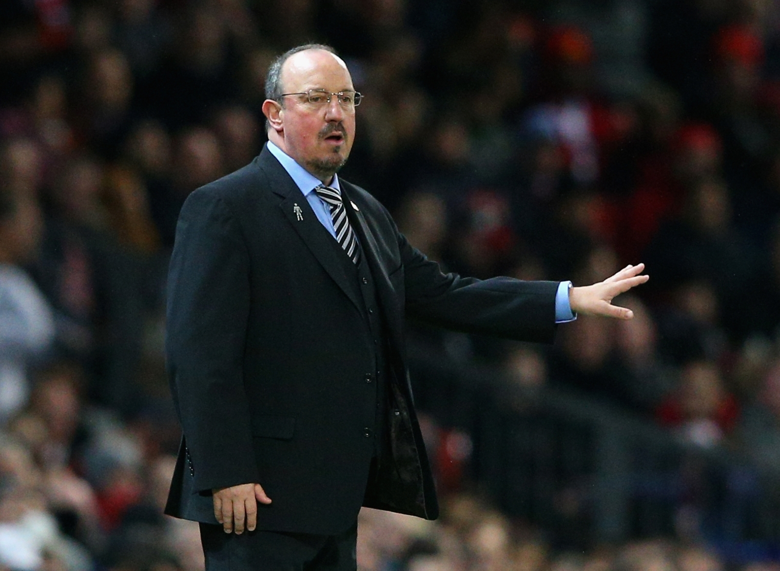 Rafael Benitez uncertain over funds to improve Newcastle squad in January