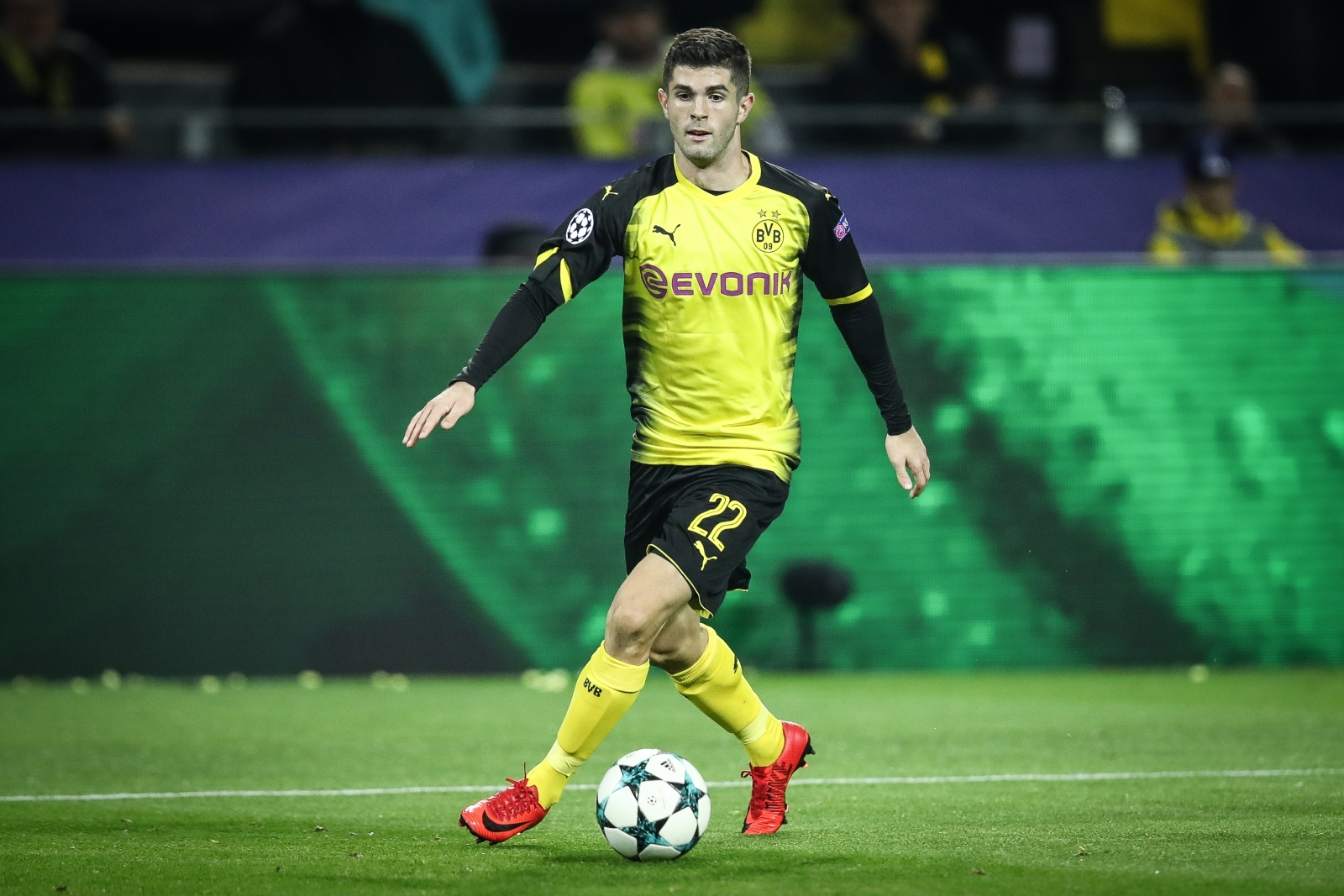 Borussia Dortmund star Christian Pulisic emerges as injury doubt for Tottenham clash