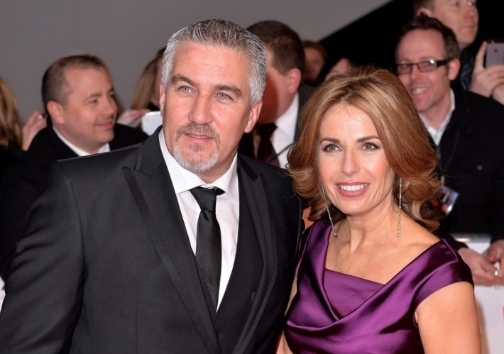 Paul Hollywood and wife Alexandra