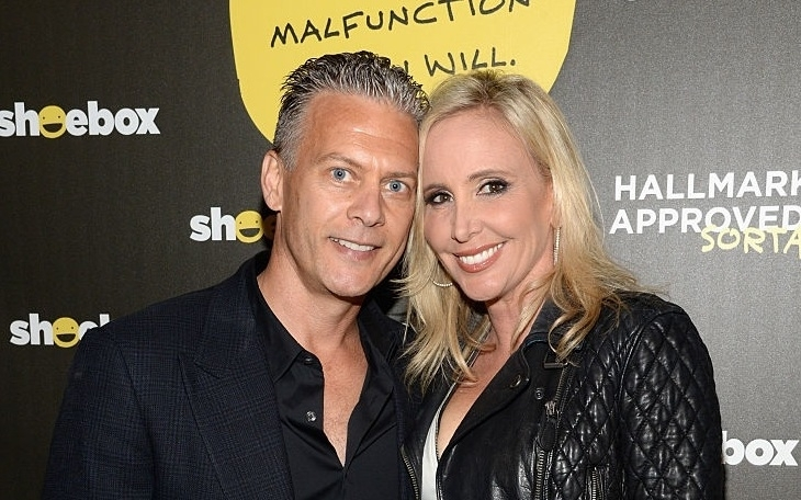 David Beador and Shannon Beador