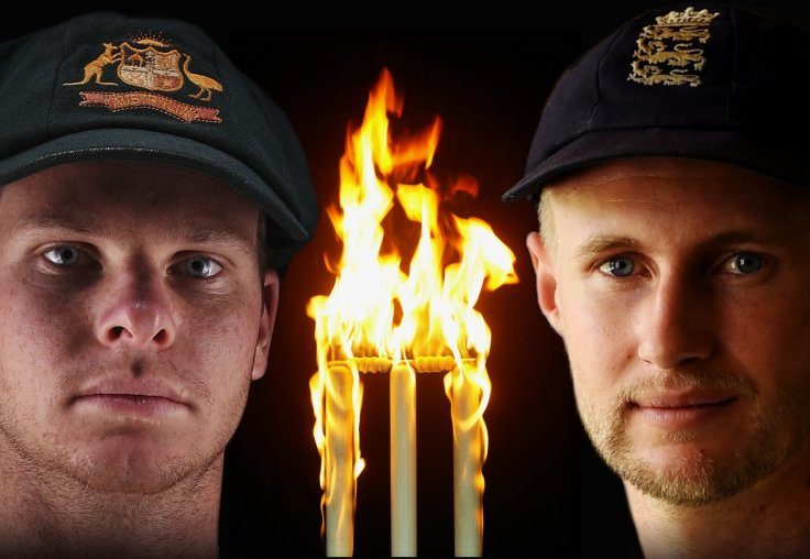 Steven Smith and Joe Root