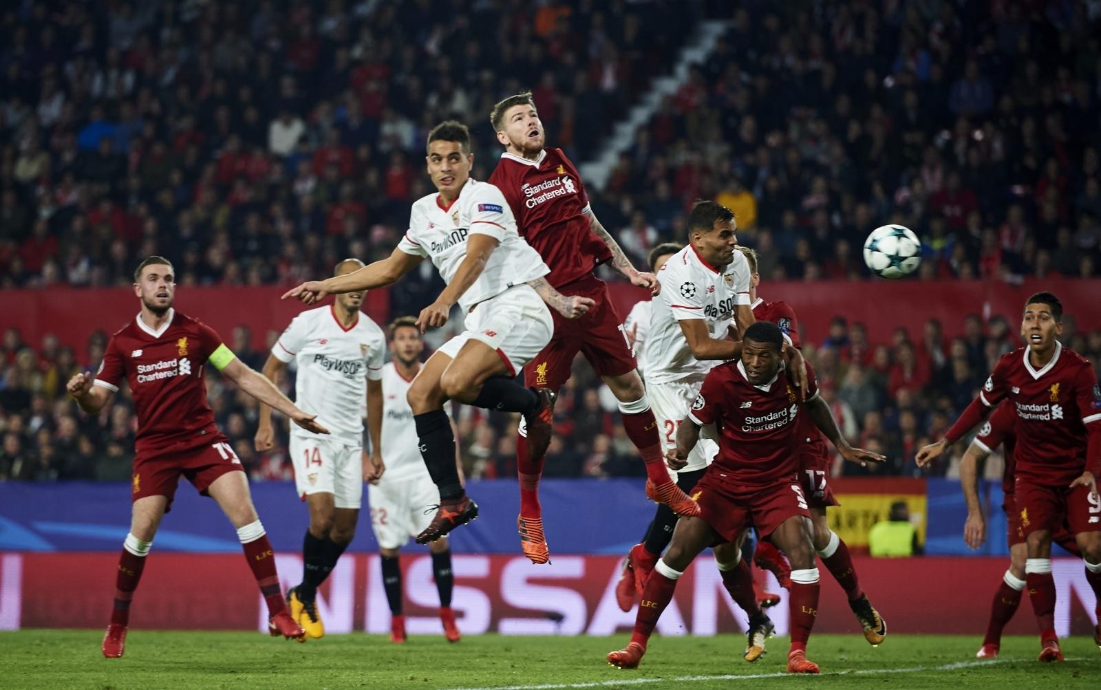 Sevilla vs Liverpool