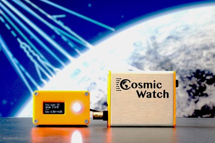 MIT DIY CosmicWatch