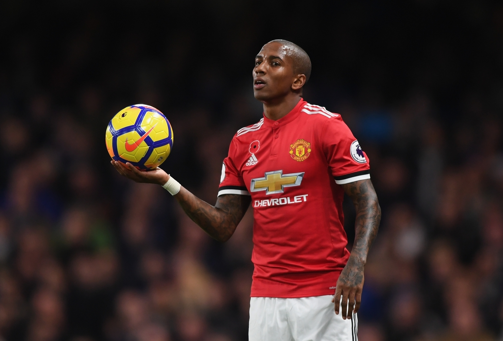 ashley young - photo #2