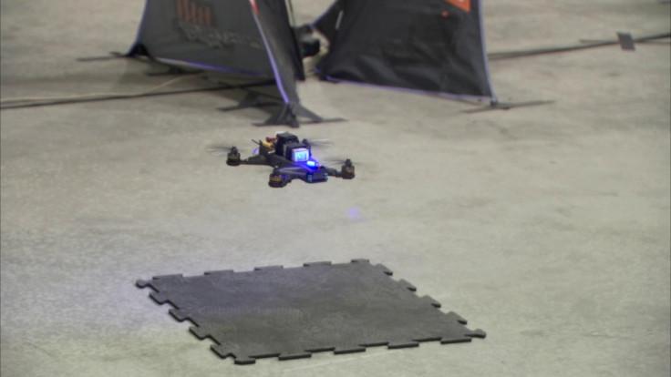 Nasa drone race