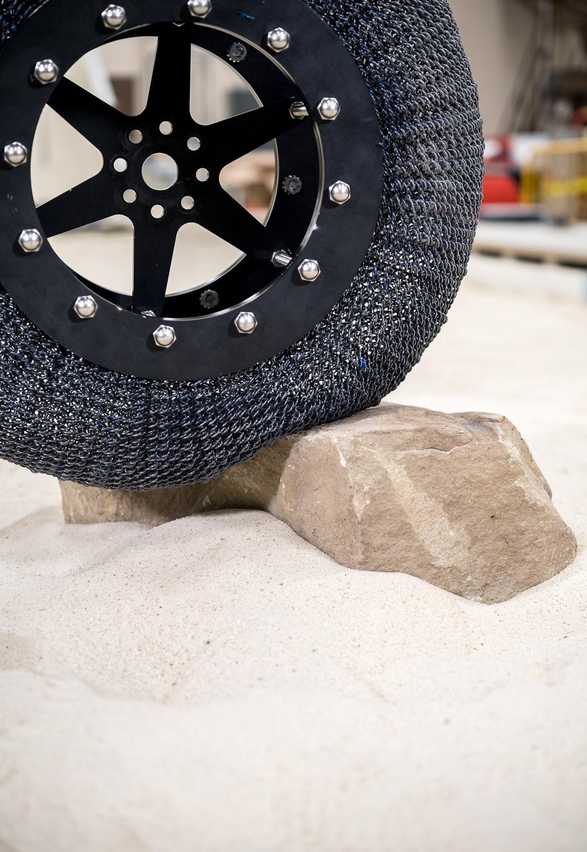 SMA wheel