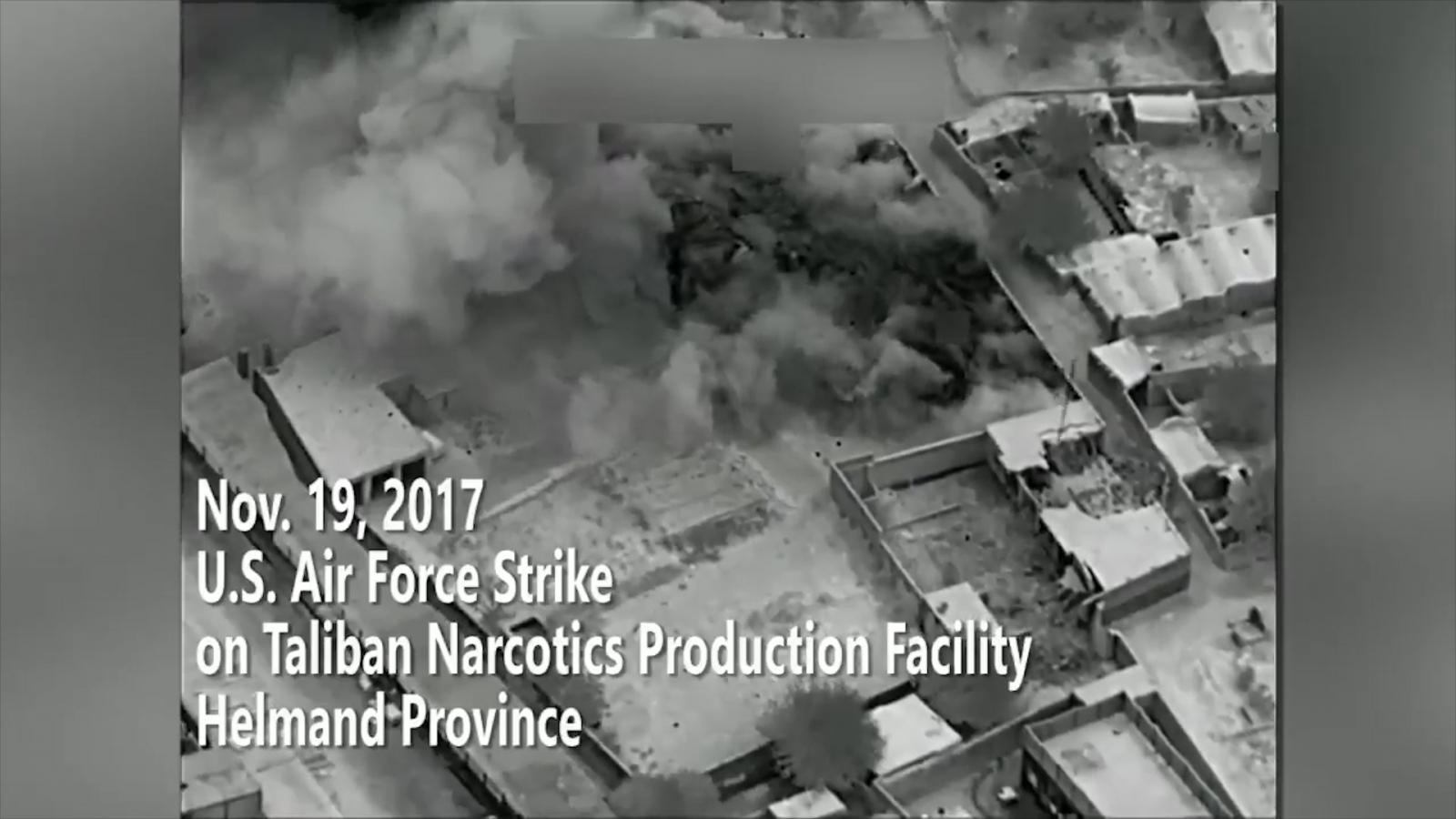 us-air-force-targets-afghanistan-drug-labs-in-airstrikes