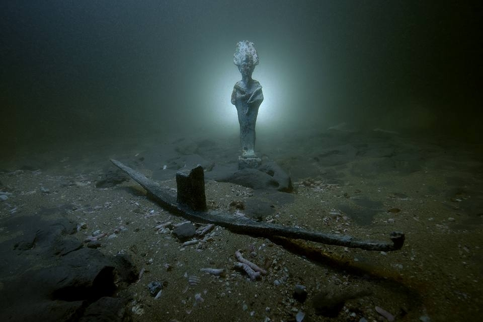 Roman shipwreck found in Egypt