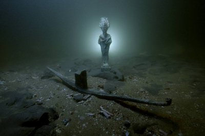 Roman shipwreck found in Egypt